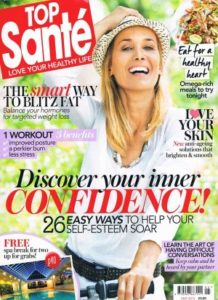 Top Sante magazine with review of Zenways