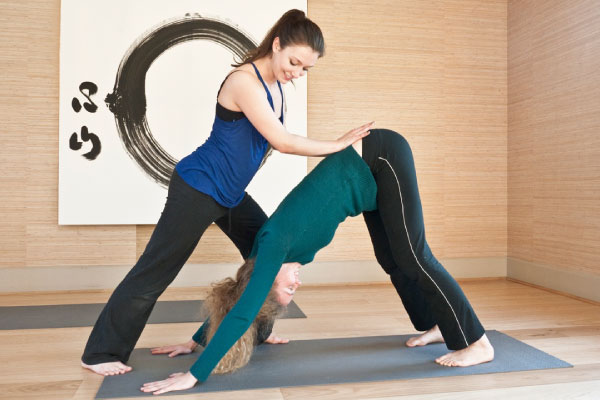 Yoga teacher training at Zenways