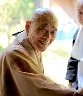 Shinzan Miyamae Roshi