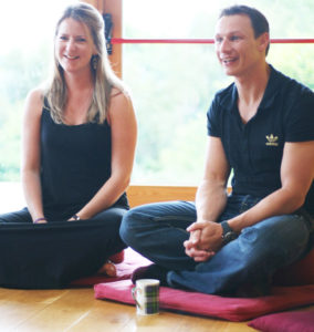 We orientate our yoga teacher training course around your journey