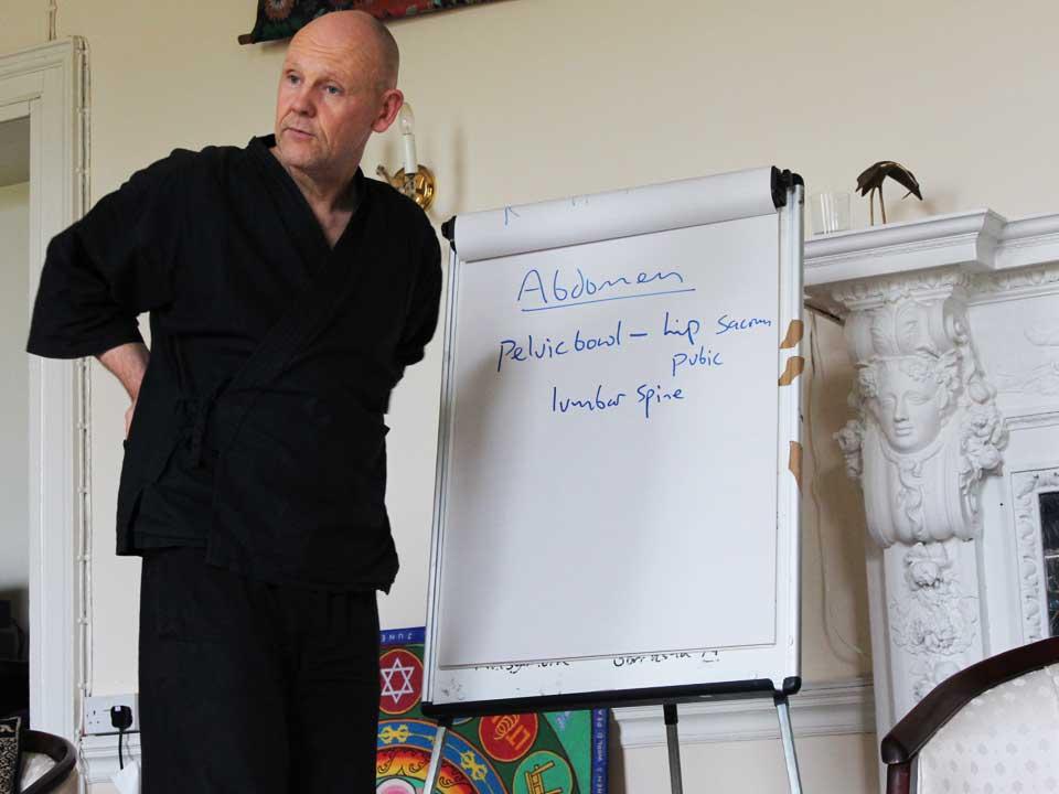 Daizan teaching