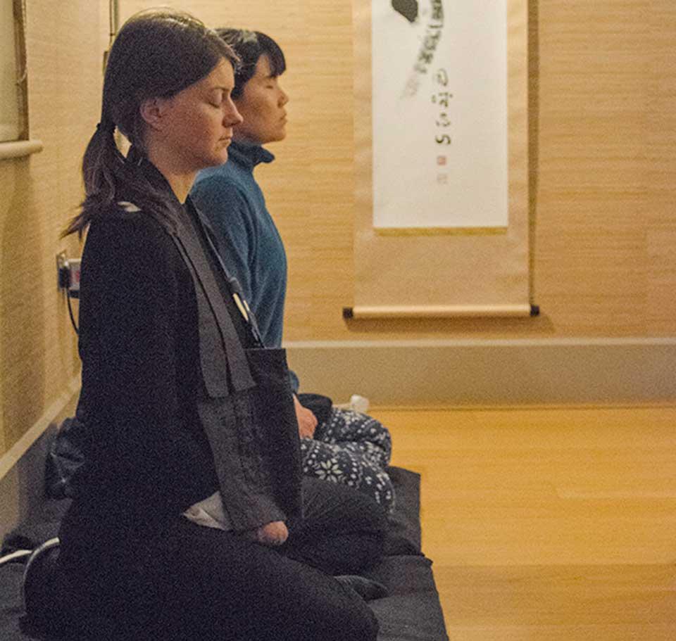 zen students