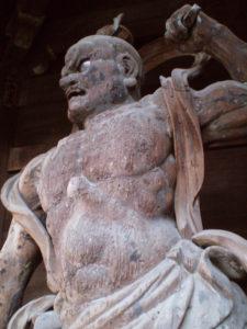 Nio temple guardian