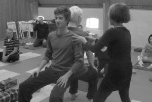 Tomoko Mori Okido yoga workshop