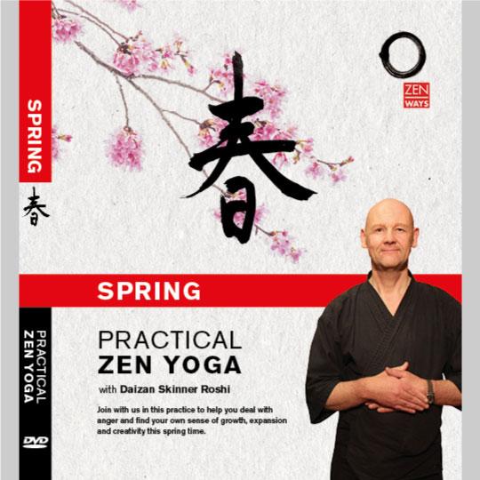 Zen Yoga for Spring DVD