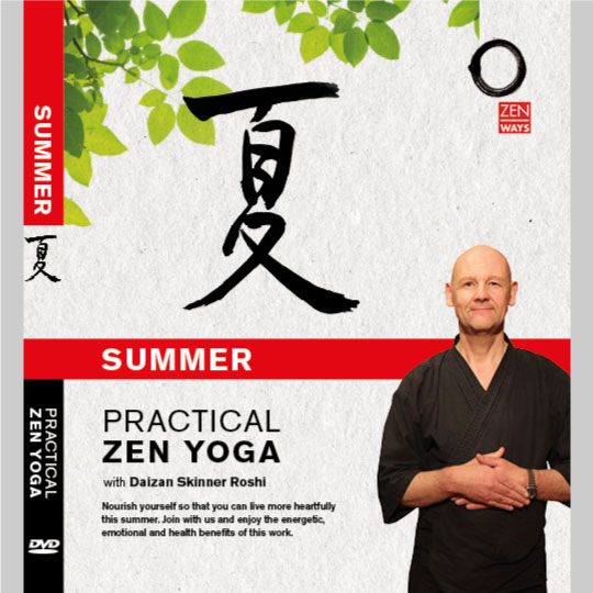 Zen Yoga for Summer DVD