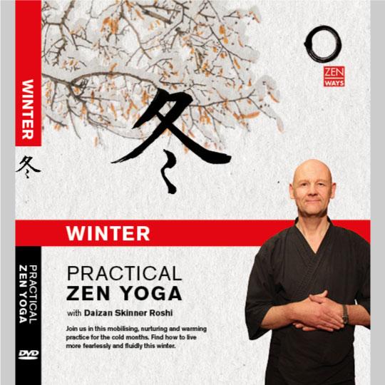 Zen Yoga for Winter DVD