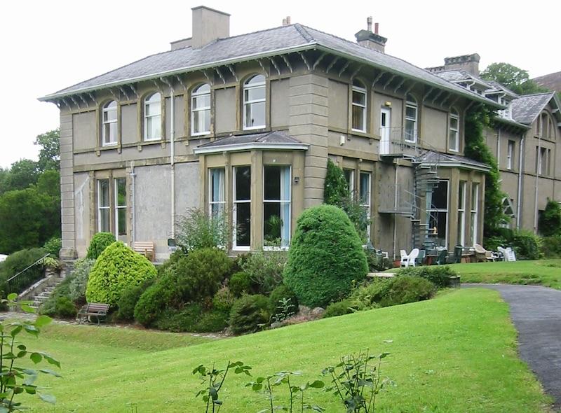 Noddfa House, north Wales