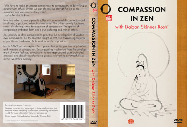 compassion in zen dvd cover