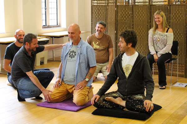 Mindfulness training at Zenways