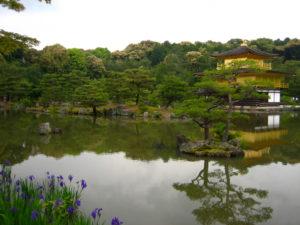 Golden Pavilion temple