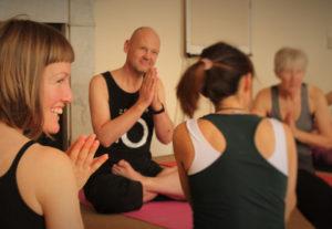 the Zenways method of yoga course banner
