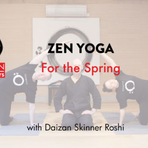 Zen Yoga for Spring downloadable video