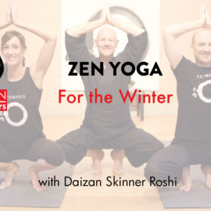 Zen Yoga for Winter downloadable video