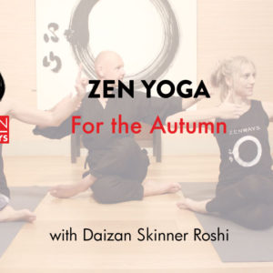 Zen Yoga for Autumn downloadable video