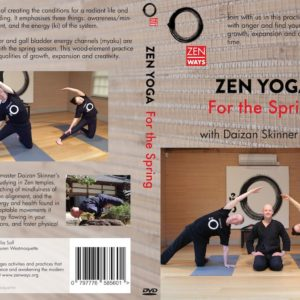 Zen Yoga for Spring DVD cover