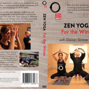 Zen Yoga for Winter DVD cover