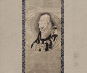 Zen master Hakuin