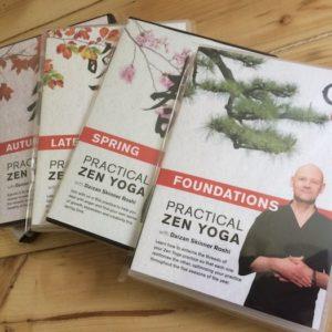 Zen yoga DVD collection
