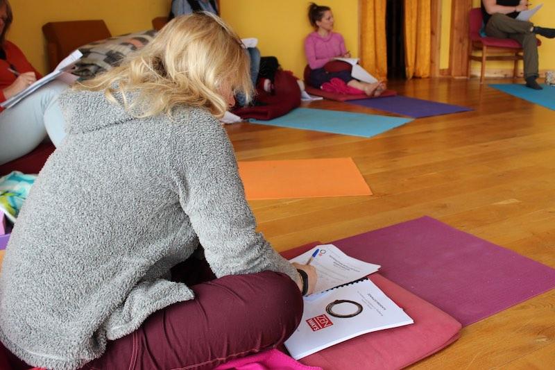 mindfulness teacher training manual