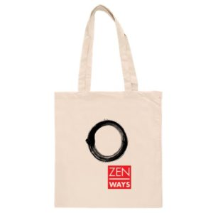 Zenways tote bag