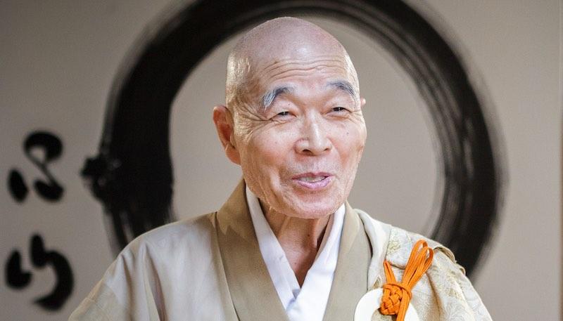 Shinzan Roshi